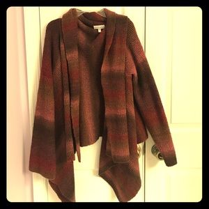 Vintage Wrap Cardigan